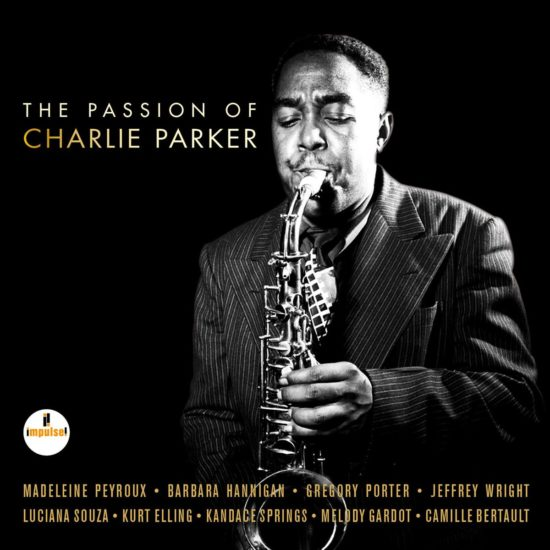 10000 VARIOUS ARTISTS - The Passion Of Charlie Parker cover
