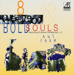 8 BOLD SOULS - Ant Farm cover