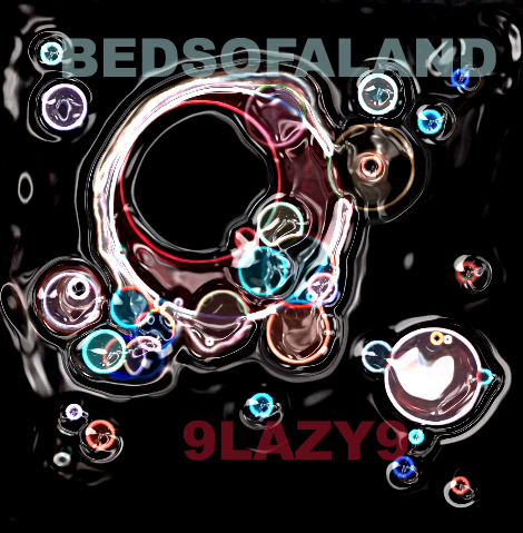 9 LAZY 9 - Bedsofaland cover