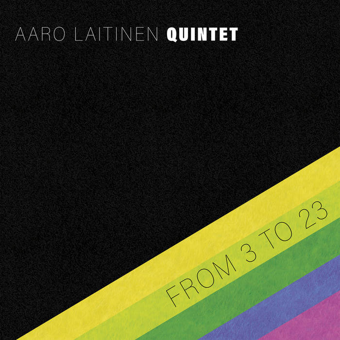 AARO LAITINEN - From 3 to 23 cover