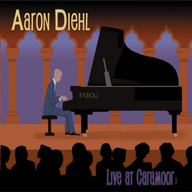 AARON DIEHL - Live At Caramoor cover