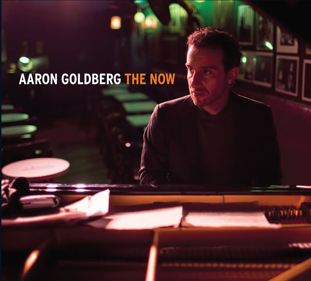 AARON GOLDBERG - The Now cover