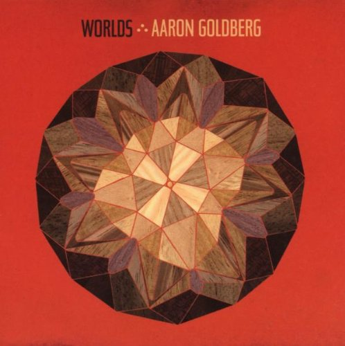 AARON GOLDBERG - Worlds cover