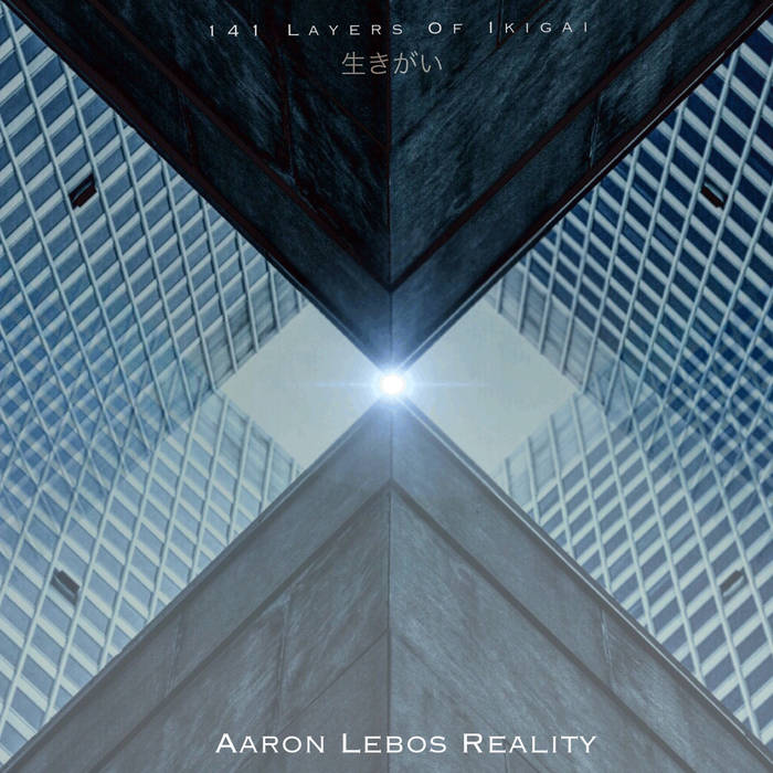 AARON LEBOS REALITY - 141 Layers Of Ikigai cover