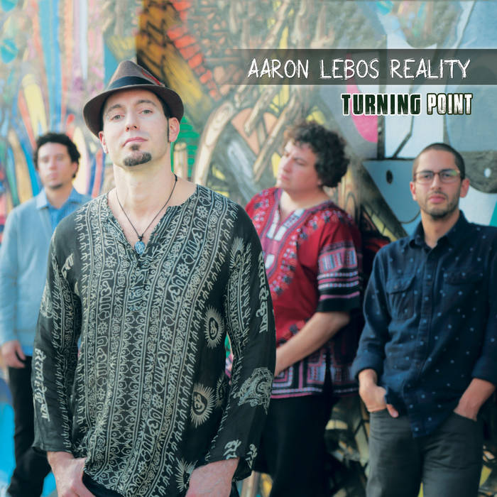 AARON LEBOS REALITY - Turning Point cover