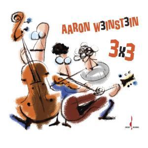 AARON WEINSTEIN - 3X3 cover