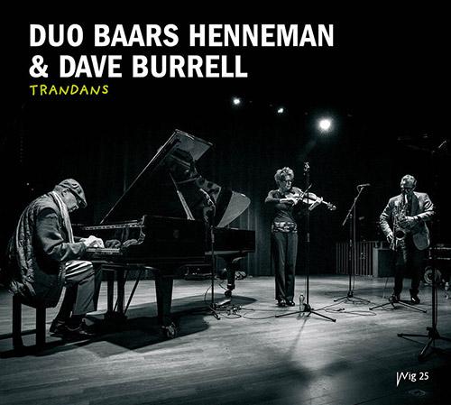 AB BAARS - Duo Baars Henneman & Dave Burrell : Trandans cover
