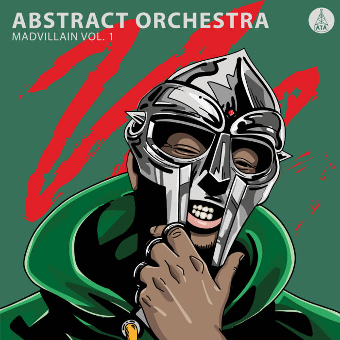 ABSTRACT ORCHESTRA - Madvillain Vol. 1 cover