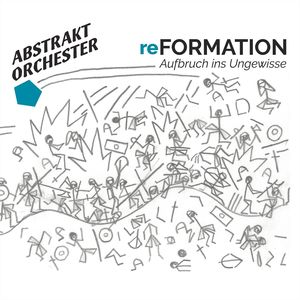 ABSTRAKT ORCHESTER - ReFormation cover