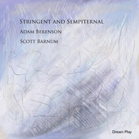 ADAM BERENSON - Adam Berenson / Scott Barnum : Stringent and Sempiternal cover
