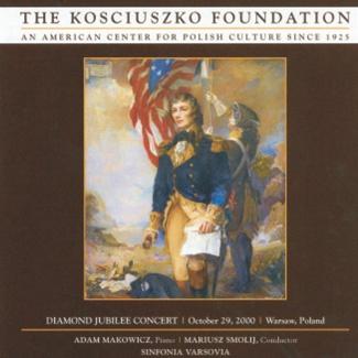 ADAM MAKOWICZ - Diamond Jubilee Concert cover