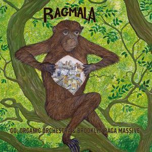 ADAM RUDOLPH / GO: ORGANIC ORCHESTRA - Go: Organic Orchestra & Brooklyn Raga Massive : Ragmala - A Garland of Ragas cover