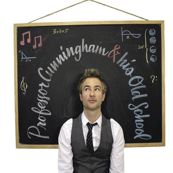 ADRIAN CUNNINGHAM - Professor Cunningham & His Old School cover