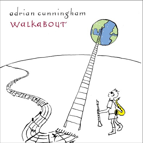 ADRIAN CUNNINGHAM - Walkabout cover