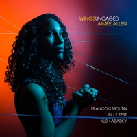 AIMÉE ALLEN - Wings Uncaged cover