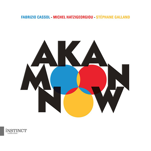 AKA MOON - Now cover