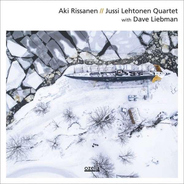 AKI RISSANEN - Aki Rissanen - Jussi Lehtonen Quartet cover