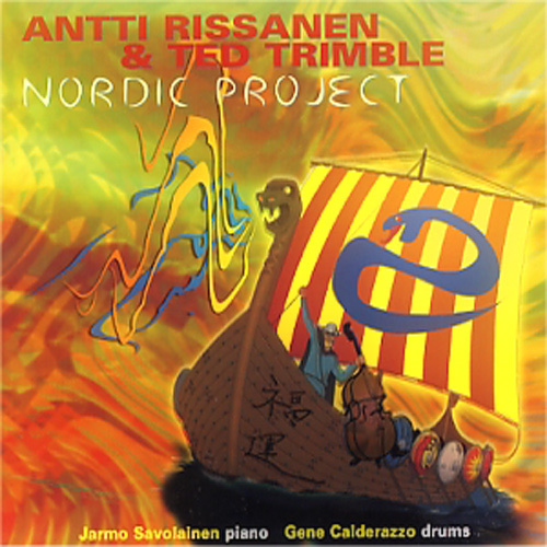 AKI RISSANEN - Antti Rissanen & Ted Trimble : Nordic Project cover