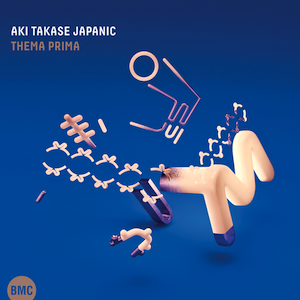 AKI TAKASE - Aki Takase Japanic : Thema Prima cover