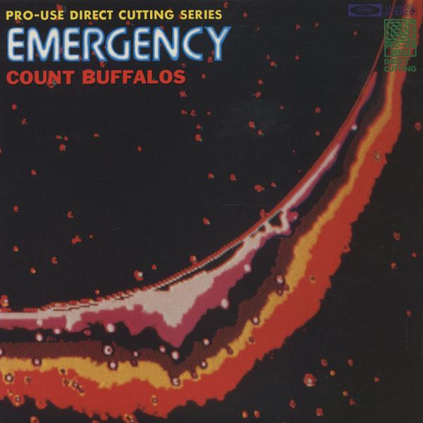 AKIRA ISHIKAWA - Akira Ishikawa & Count Buffaloes : Emergency cover