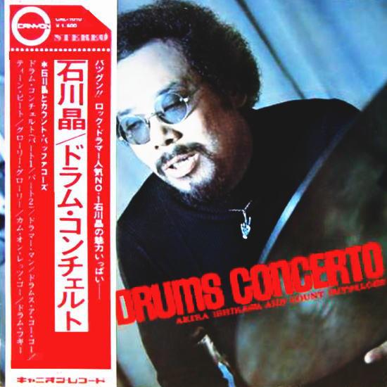 AKIRA ISHIKAWA - Drums Concert cover