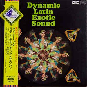 AKIRA ISHIKAWA - Dynamic Latin Exotic Sound cover