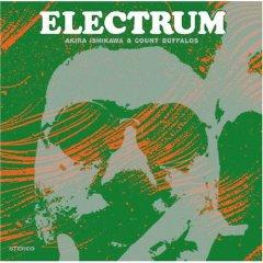 AKIRA ISHIKAWA - Electrum cover
