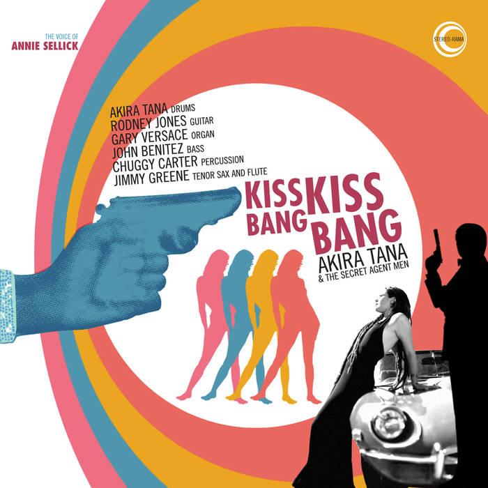 AKIRA TANA - Kiss Kiss Bang Bang cover