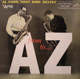 AL COHN - From A to Z cover