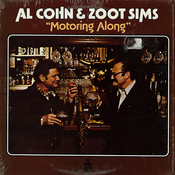 AL COHN - Motoring Along cover
