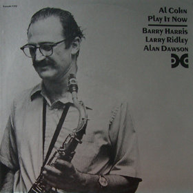 AL COHN - Play It Now cover