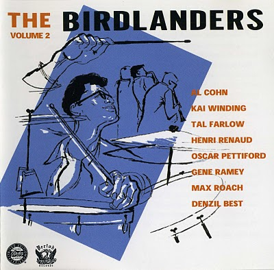 AL COHN - The Birdlanders, vol. 2 cover