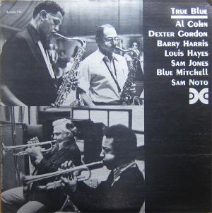 AL COHN - True Blue cover