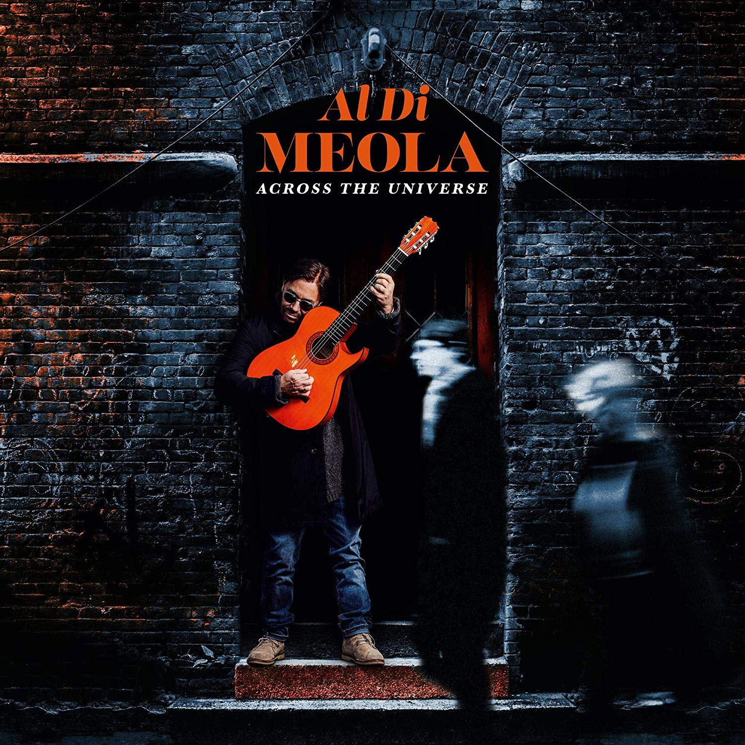 AL DI MEOLA - Across The Universe cover