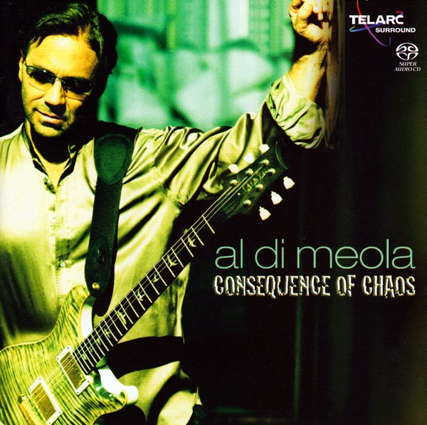 AL DI MEOLA - Consequence of Chaos cover
