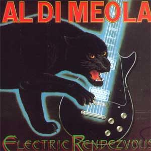 AL DI MEOLA - Electric Rendezvous cover