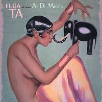 AL DI MEOLA - Fugata cover