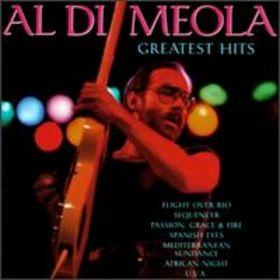 AL DI MEOLA - Greatest Hits cover