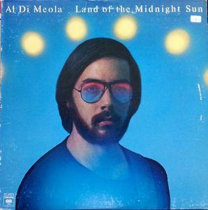 AL DI MEOLA - Land of the Midnight Sun cover