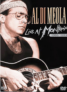 AL DI MEOLA - Live At Montreux 1986 -1993 cover
