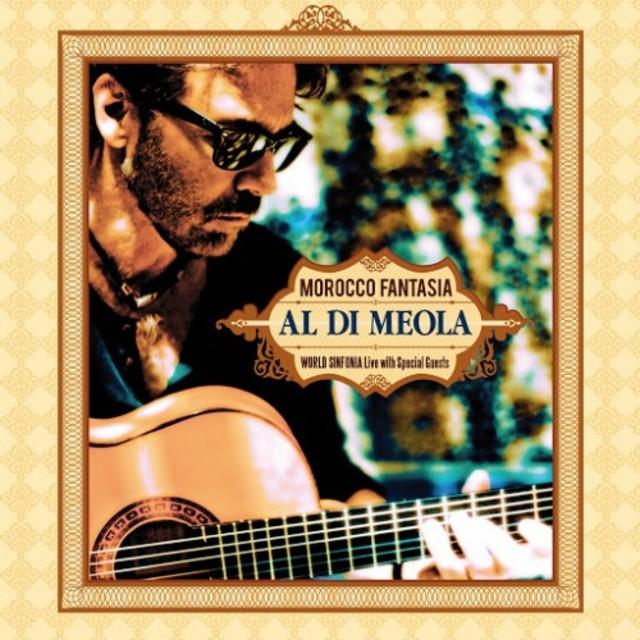 AL DI MEOLA - Morocco Fantasia cover