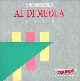 AL DI MEOLA - Ritmo de la Noche cover