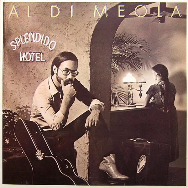 AL DI MEOLA - Splendido Hotel cover