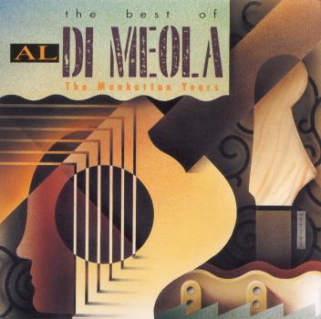AL DI MEOLA - The Best of Al Di Meola: The Manhattan Years cover