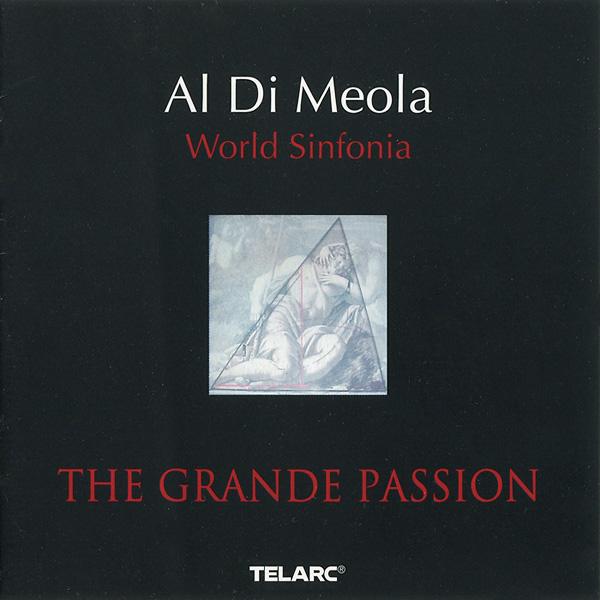AL DI MEOLA - The Grande Passion- World Sinfonia cover