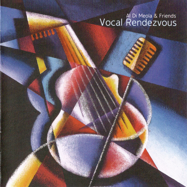 AL DI MEOLA - Vocal Rendezvous cover