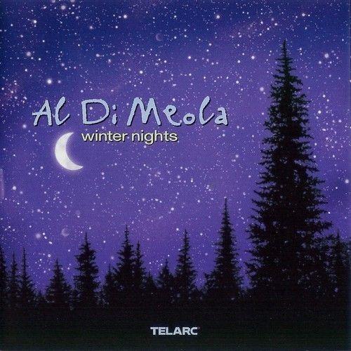 AL DI MEOLA - Winter Nights cover