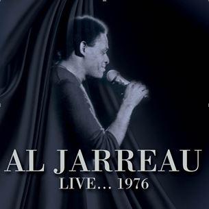 AL JARREAU - Live...1976 cover