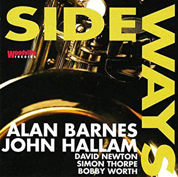 ALAN BARNES - Alan Barnes and John Hallam : Sideways cover