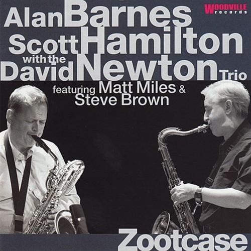 ALAN BARNES - Alan Barnes / Scott Hamilton : Zootcase cover